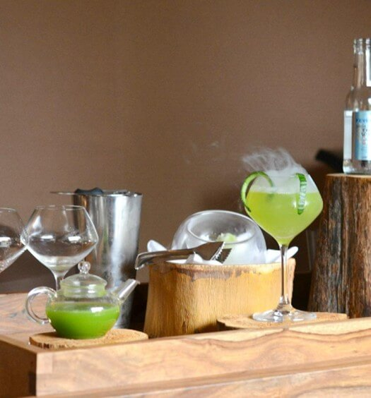 Chilled Drink of the Week: Carolina Emperor from the Umstead Hotel & Spa in Cary, NC