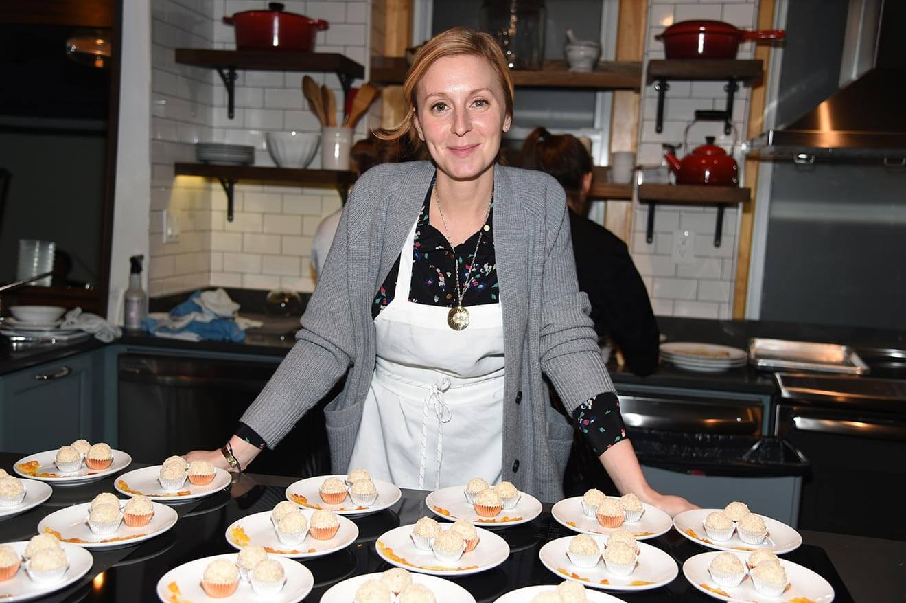 Chef Christina Tosi and Her Delicious Tangerine Marmalade