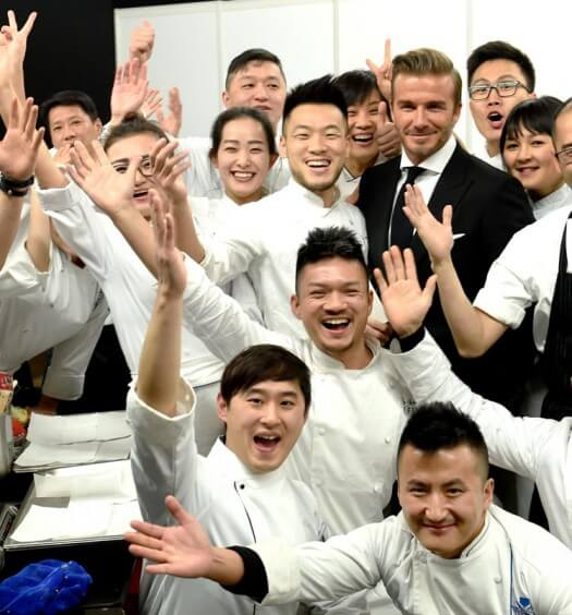 David Beckham Welcomes Guests to Haig Club Shanghai, celebrity, featured image