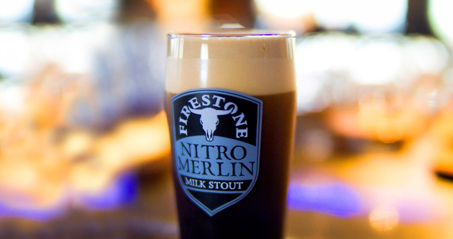 Nitro Merlin Milk Stout Released featured image