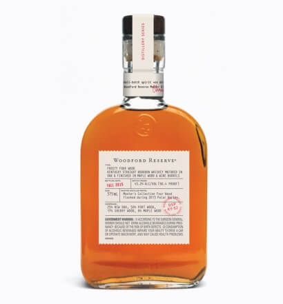 Woodford Reserve Unveils 'Frosty Four Wood', featured brands, featured image