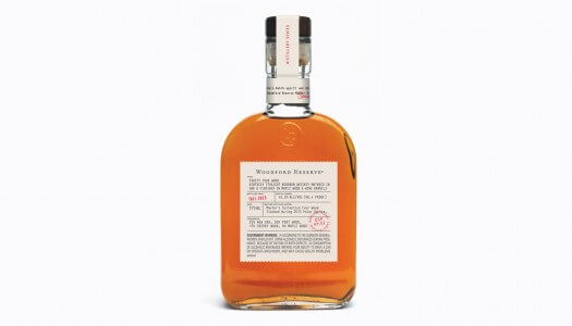 Woodford Reserve Unveils 'Frosty Four Wood'