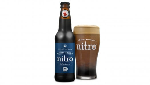 Left Hand Brewing Introduces Hard Wired Nitro