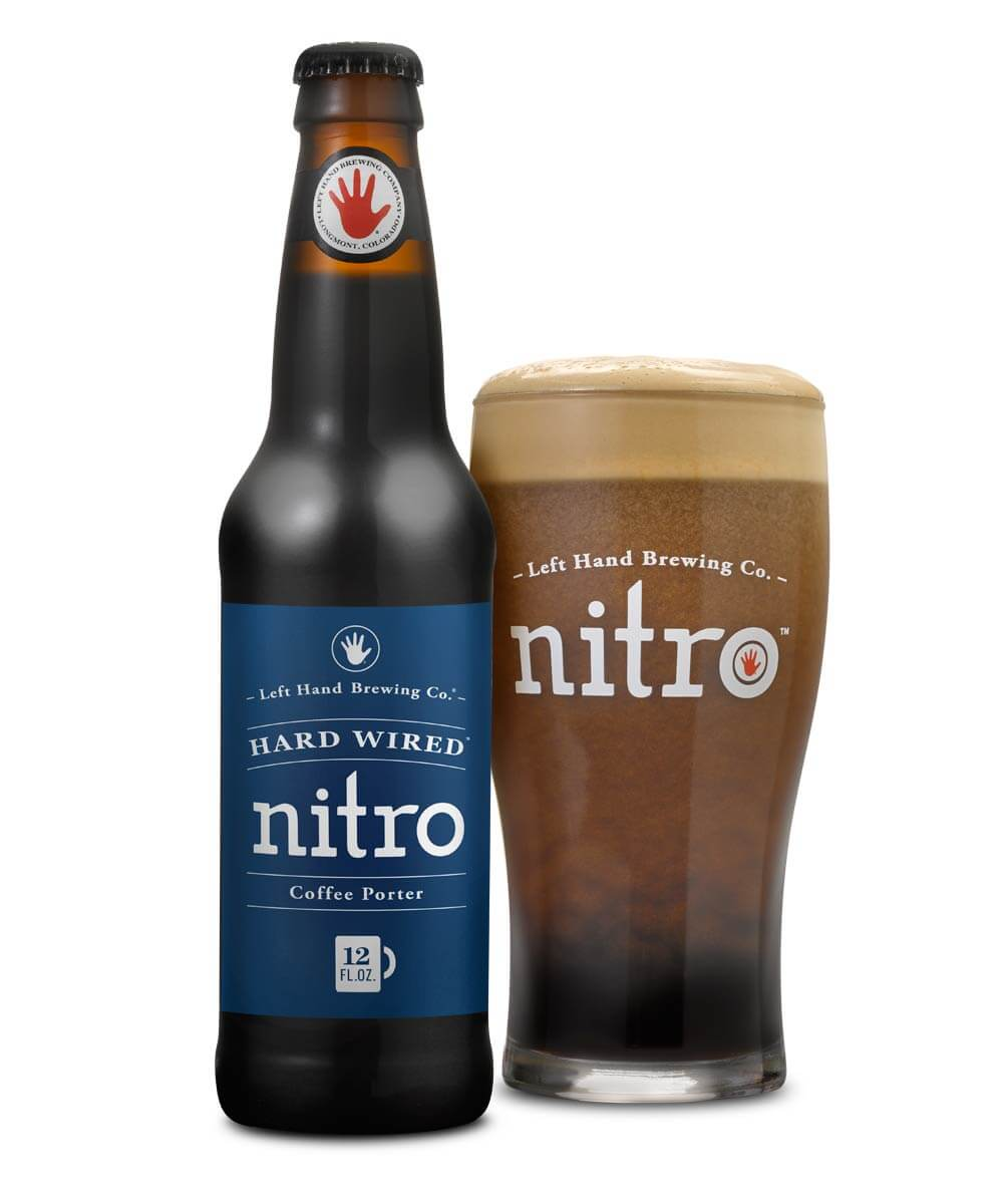 Left Hand Brewing Introduces Hard Wired Nitro, beer news