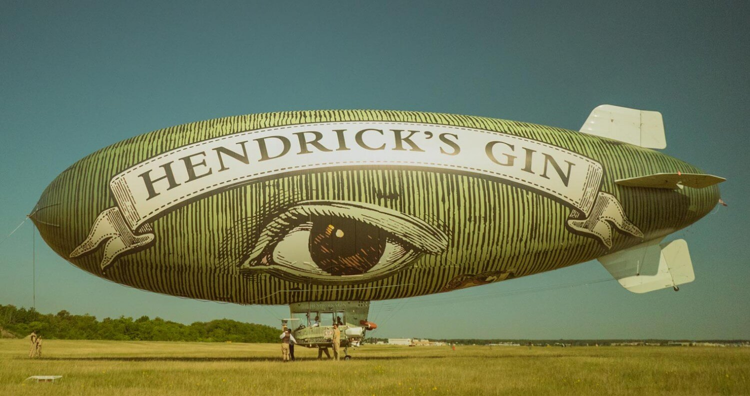 Hendrick's Gin Wins Top Honors at 2016 Creative Media Awards, industry news, featured image