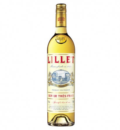 Lillet to Join Pernod Ricard USA Portfolio in 2016