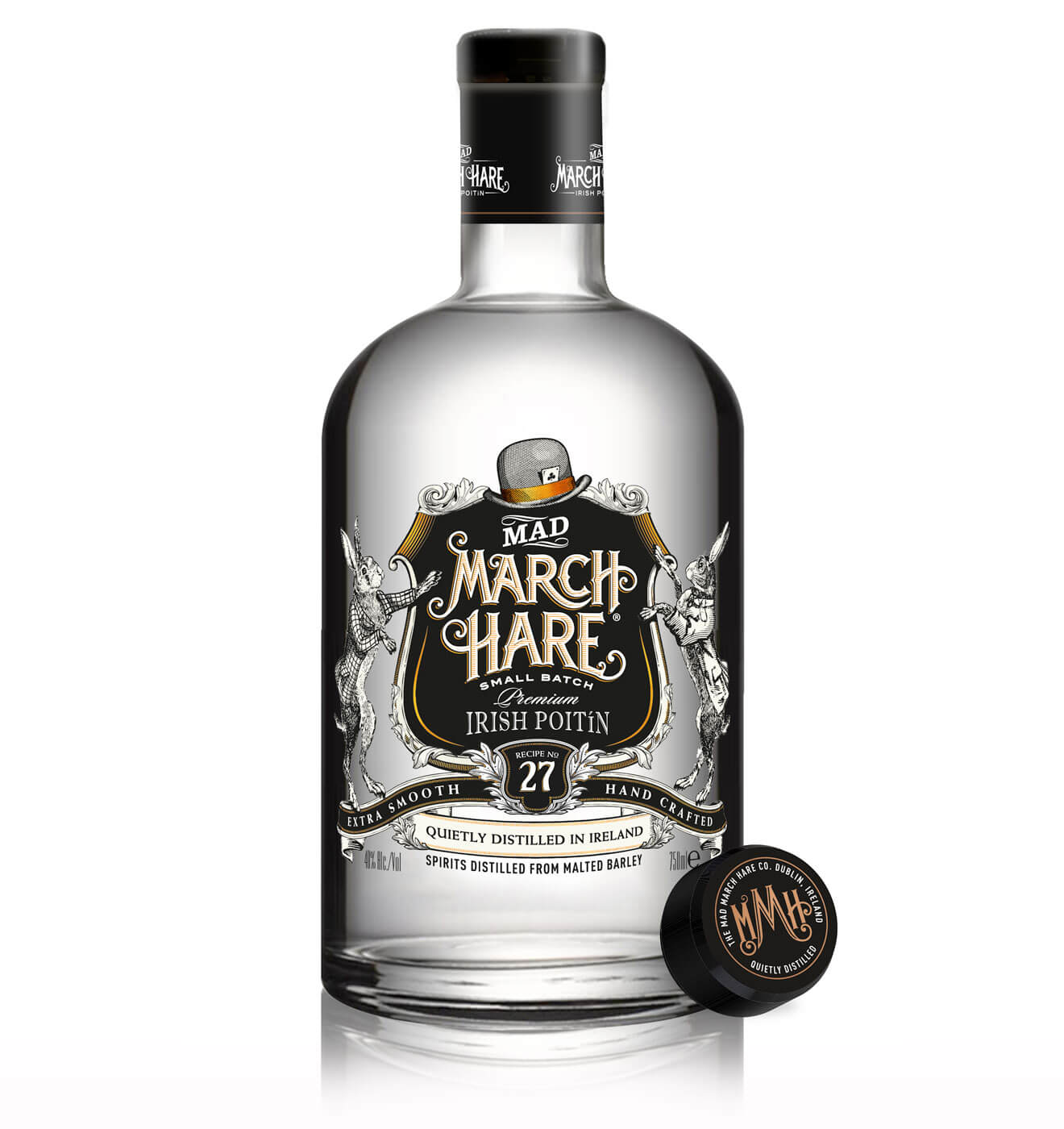 Mad March Hare Poitin Brings the Rich History of Irish Craft Distilling to the U.S.