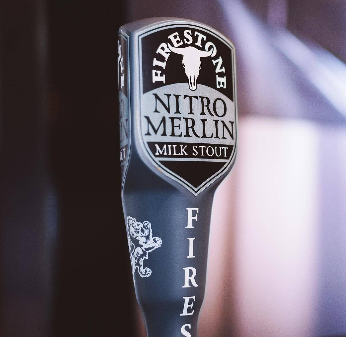 Nitro Merlin Milk Stout Released and on tap