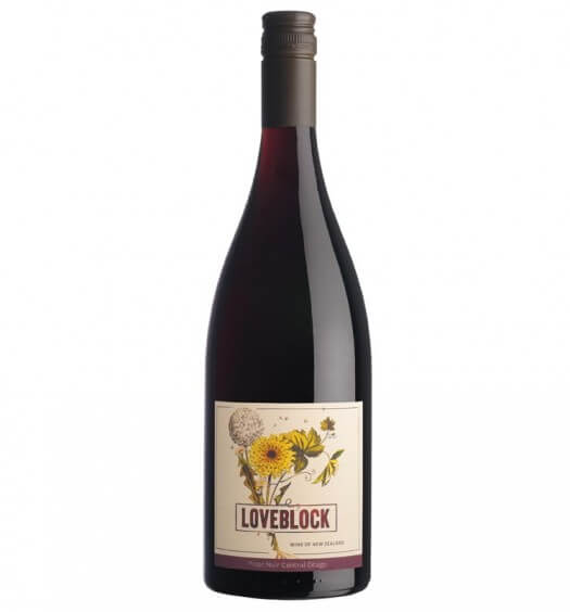Loveblock Pinot Noir 2013 From New Zealand Now Available, featured image wine news