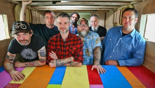 Sailor Jerry Launches Record Label Featuring Lucero's 'All Sewn Up' Single