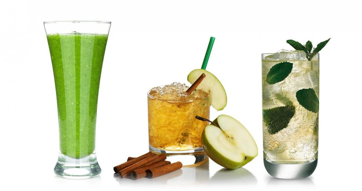 Must Mix: Cocktails Using Natural Ingredients, cocktail recipe featured image