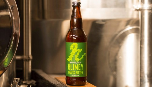 Reuben's Brews Releases 'Blimey That's Bitter!' Triple IPA