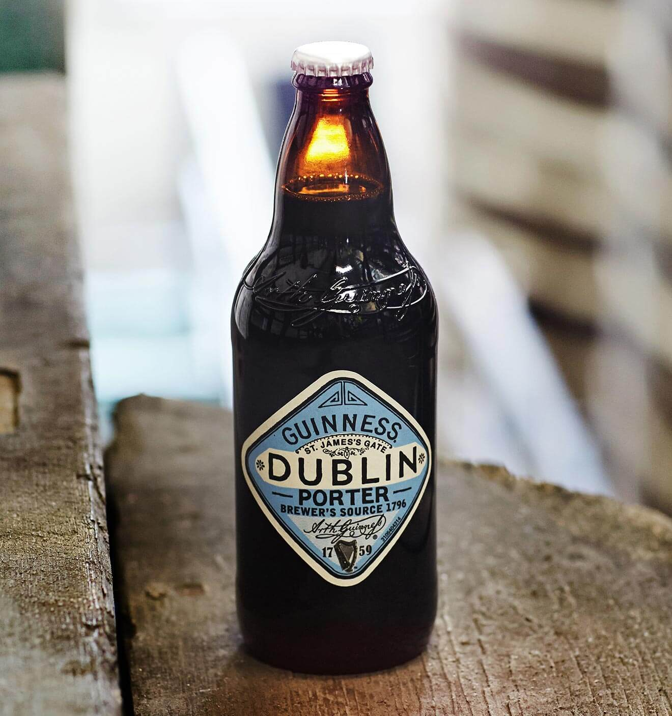 Dublin Porter from Guinness, beer news