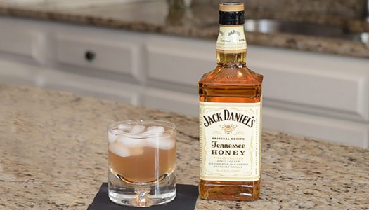 Jack Daniel's Tennessee Honey Superbowl Cocktails