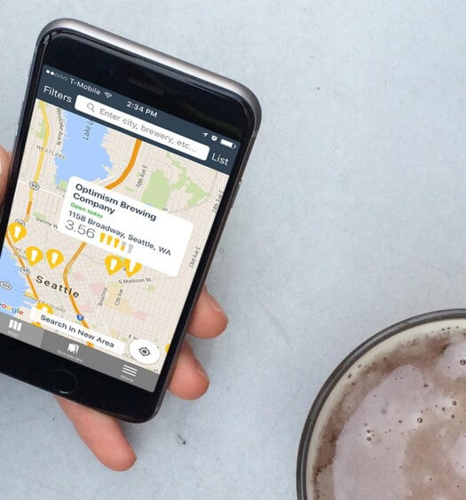 HopPlotter, the 'Yelp' for Beer Lovers, beer news, featured image