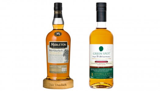 Pernod Ricard Debuts Two New Single Pot Still Irish Whiskey Expressions