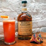 Must Mix: Monkey Shoulder Mandarin Mule, cocktails, featured image