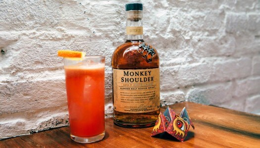 Must Mix: Monkey Shoulder Mandarin Mule