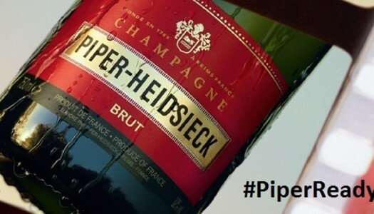 PIPER-HEIDSIECK Returns as 'Exclusive Champagne of the Oscars'
