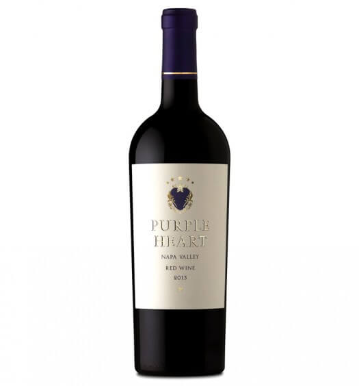 Purple Heart Wines Announces Launch Of Ultra-Premium Napa Wine Dedicated To Nation's Veterans, wine news, featured image