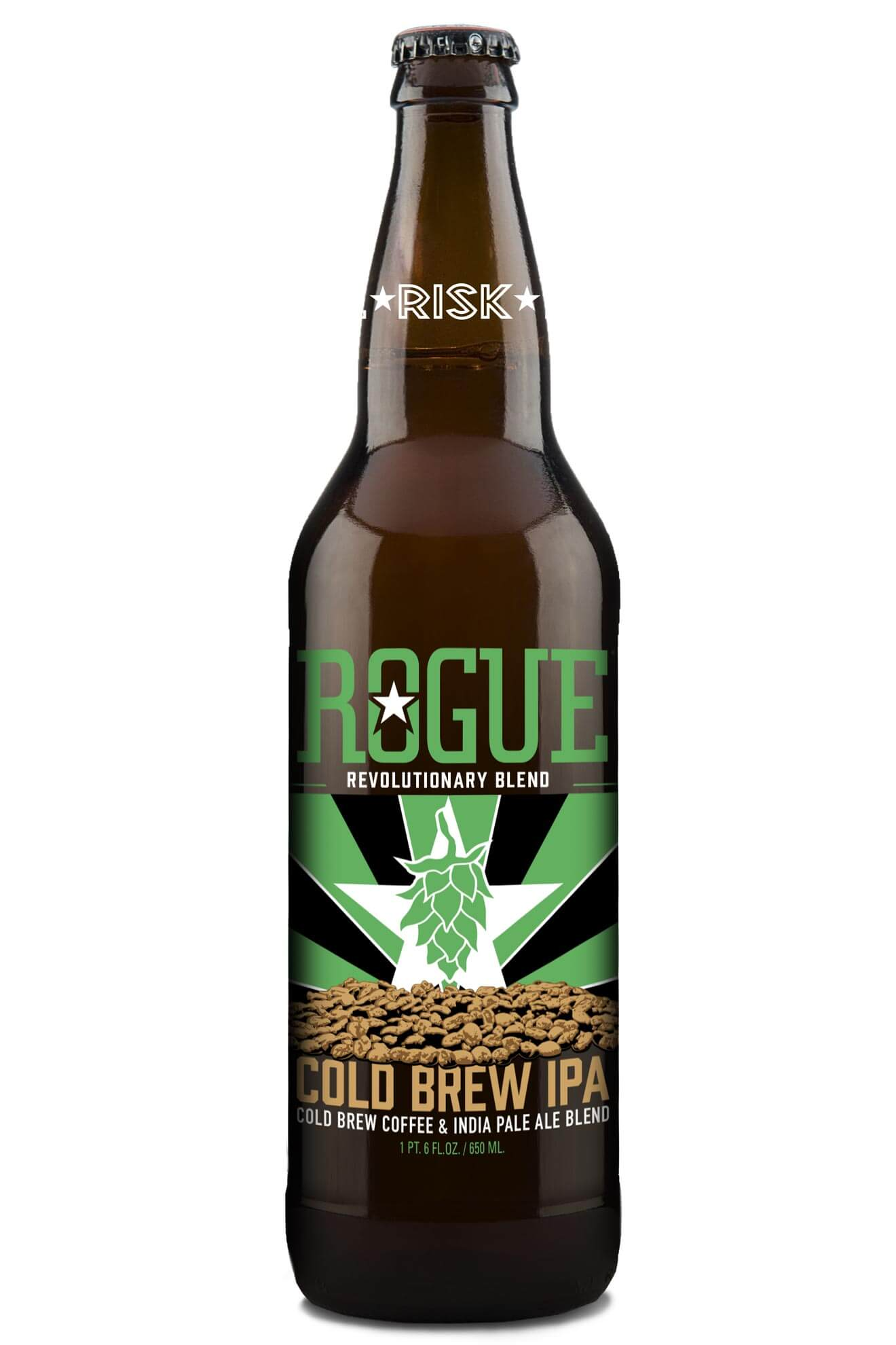 'Cold Brew IPA' Coffee Beer from Rogue Ales, beer news