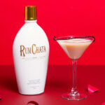 Must Mix: RumChata Burnin Love Martini for Valentine's Day, cocktails, featured image
