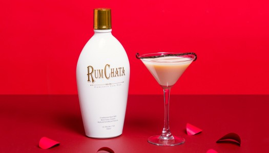 Must Mix: RumChata Burnin Love Martini for Valentine's Day