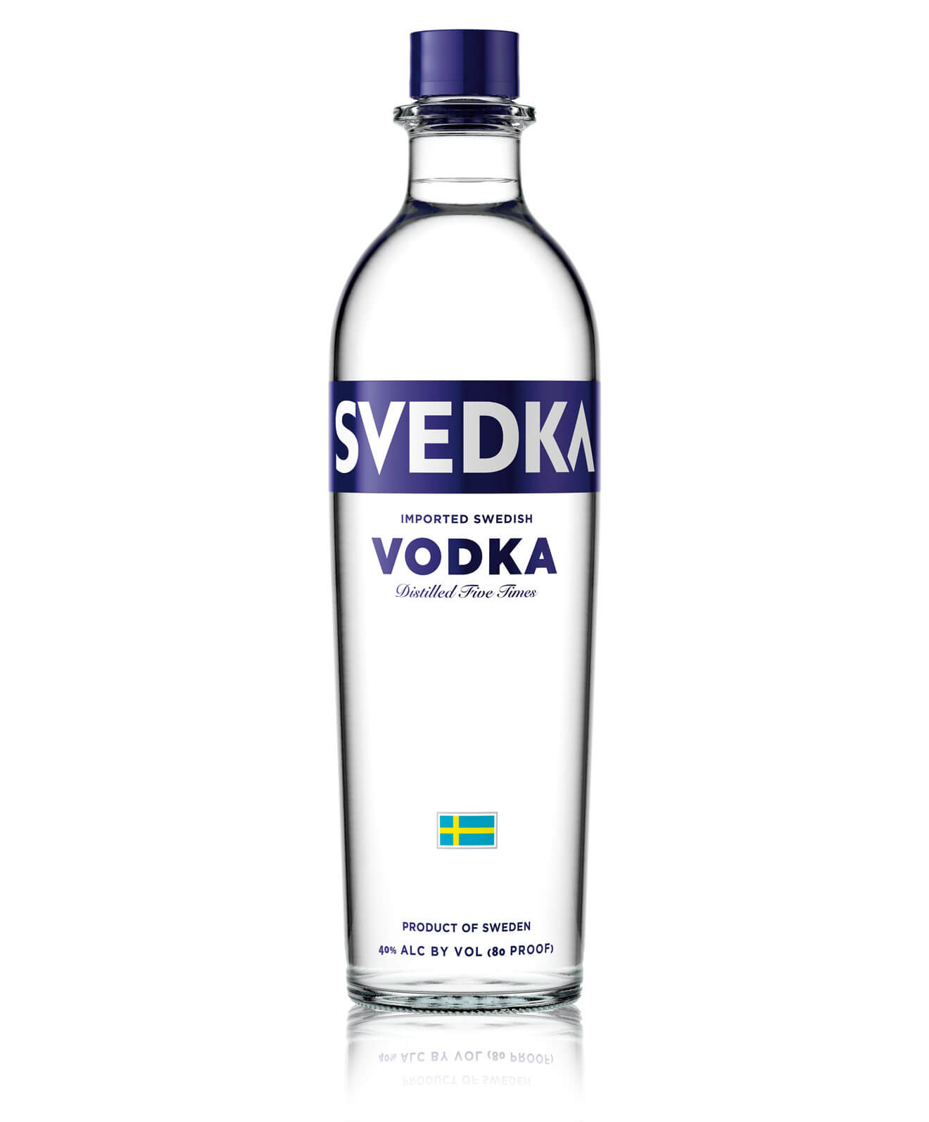 SVEDKA Takes Title of Top Imported Vodka in the U.S., industry news