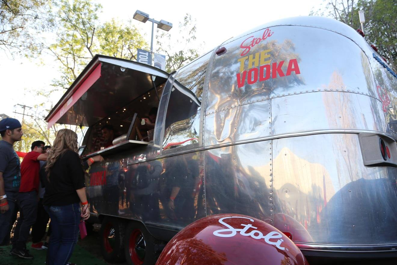 Stoli 1960's Airstream Air+Style, industry news