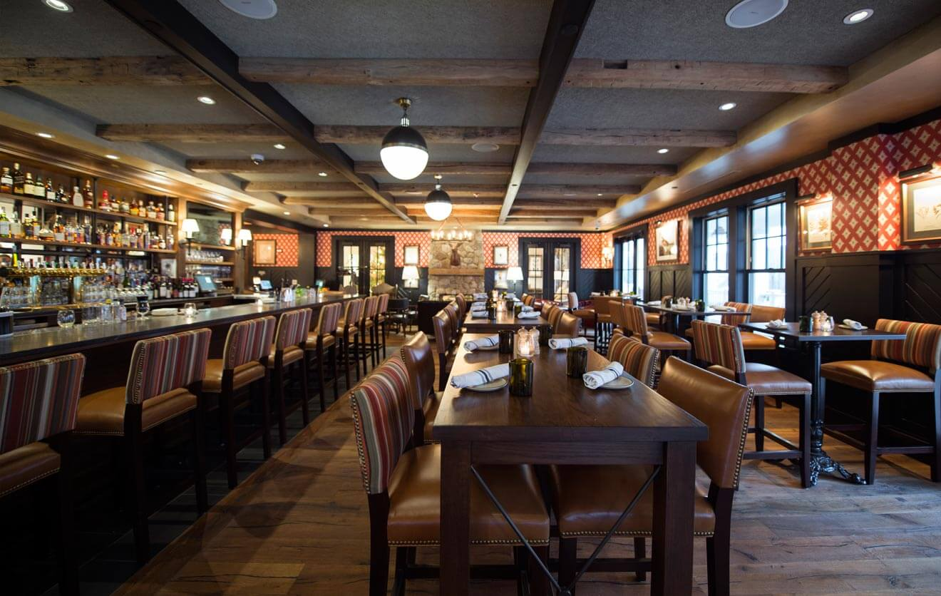 The Copper Grouse Dining Room and Bar