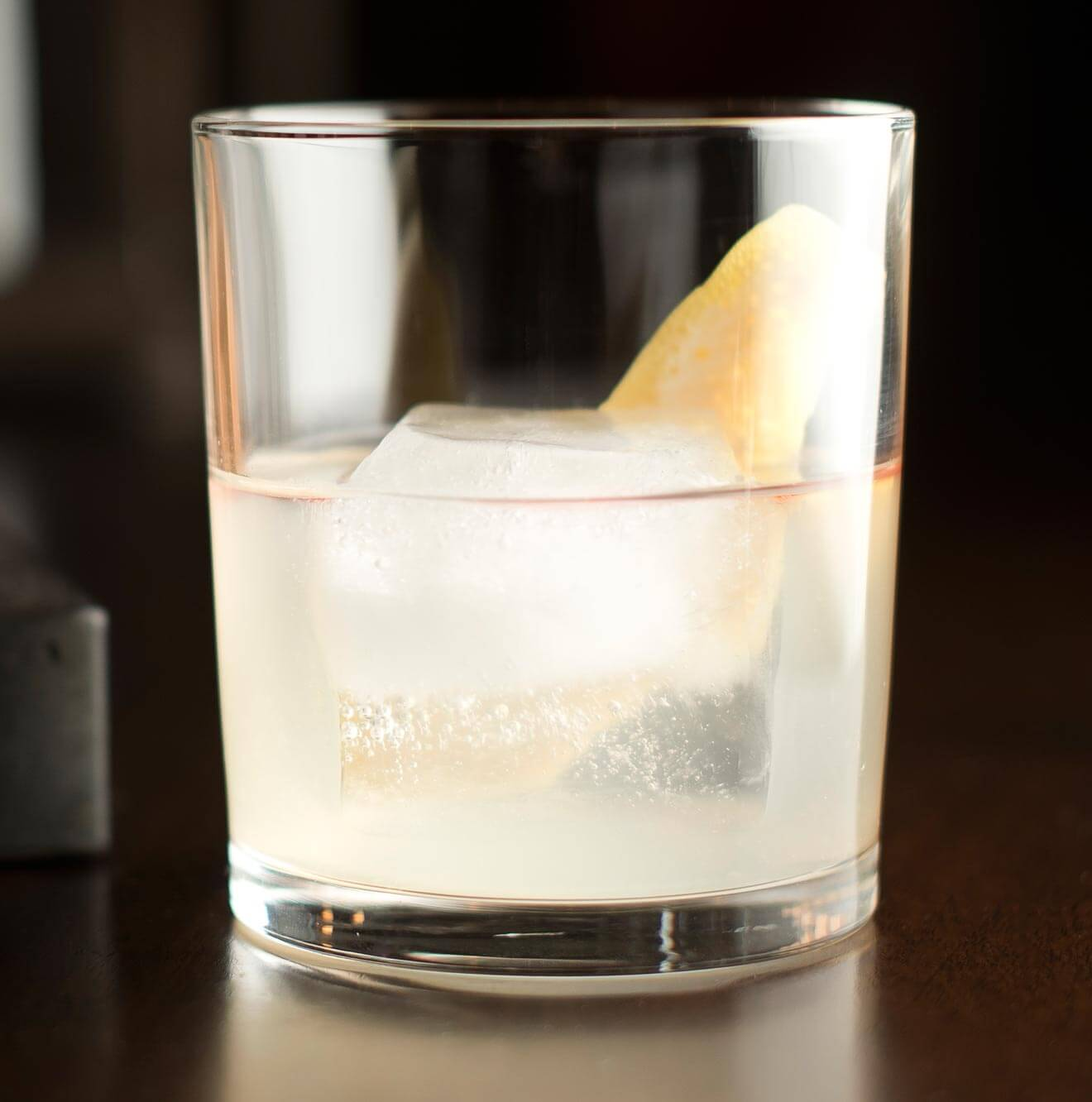 The Specter Whalemen, cocktail recipe from the Copper Grouse in Vermont