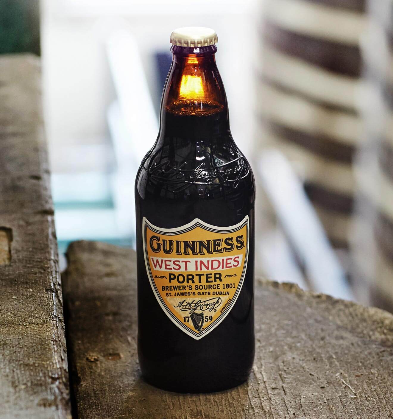 West Indies Porter, from Guinness, beer news