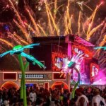 Jägermeister Partners with Live Nation, crowd enjoying fireworks, industry news, featured image