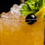 Chilled Drink of the Week: Whiskey Smash, cocktails, featured image