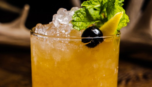 Chilled Drink of the Week: Whiskey Smash