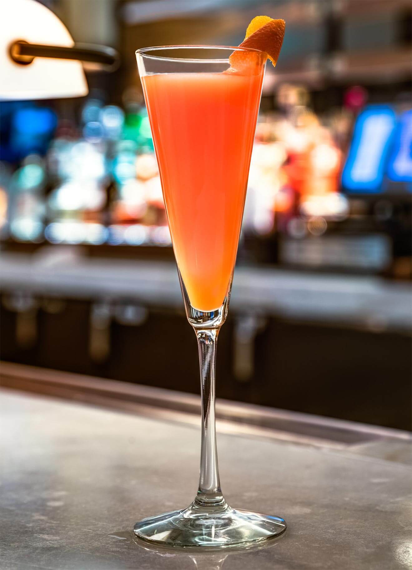 Chilled Drink of the Week: Ocean Prime Blood Orange Mimosa, cocktail recipes