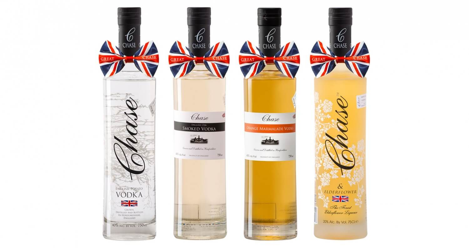 Chase Distillery's 'Farm-to-Glass' Potato Vodkas Join Palm Bay International's Portfolio, industry news, featured image