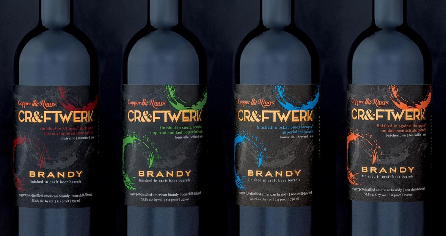 CR&FTWERK American Brandy from Copper & Kings American Brandy Co., featured brands, featured image