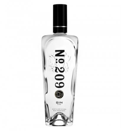 The World's Only Kosher-for-Passover Gin by Distillery No. 209, featured brands, featured image