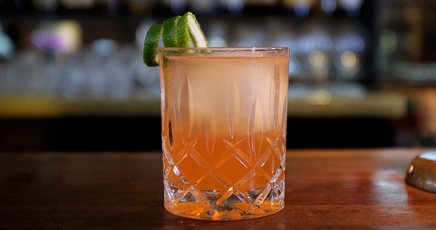 Must Mix: 'Dorothy Michaels' Cocktail from Baltaire Los Angeles, cocktail recipes, featured image
