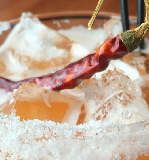 Creative Mixing in Utah - The Lo Tamarindo Cocktail, cocktail recipes, featured image