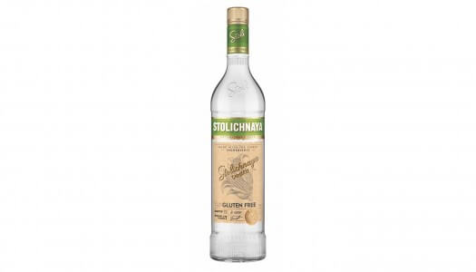 Stoli Vodka Launches Stoli Gluten Free