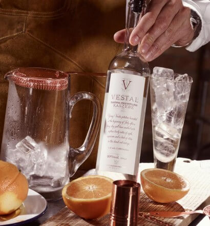 Vestal Vodka: Q&A With William Borrell, what's chilling right now, featured image