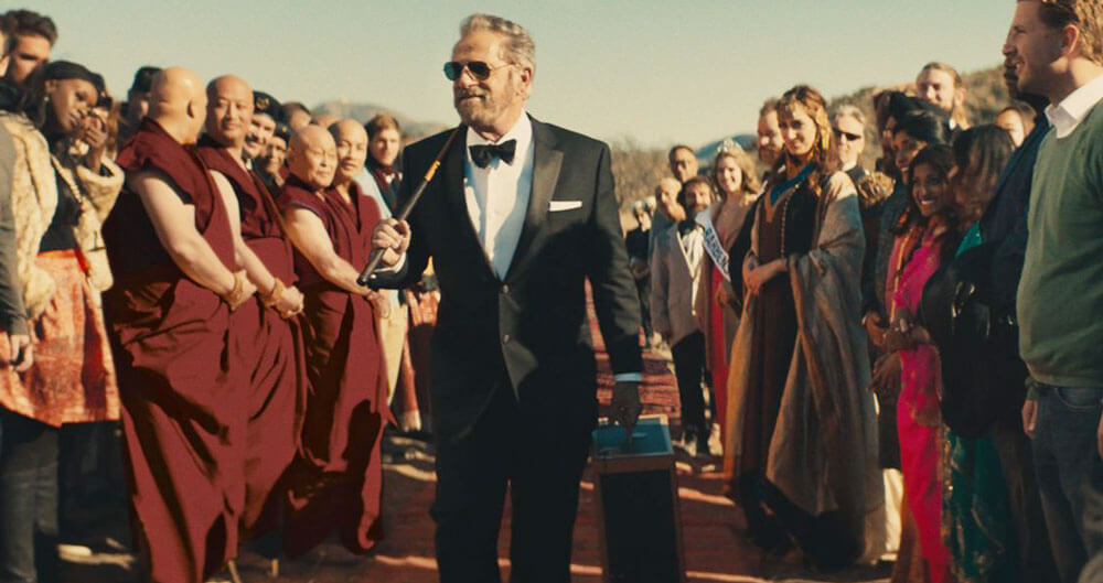Watch Dos Equis Launch 'The Most Interesting Man In The World' On One-Way Mission to Mars,video screen capture, industry news, featured image