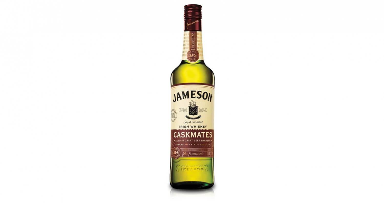 Jameson Caskmates Kelso Pale Edition, featured brands, feature image