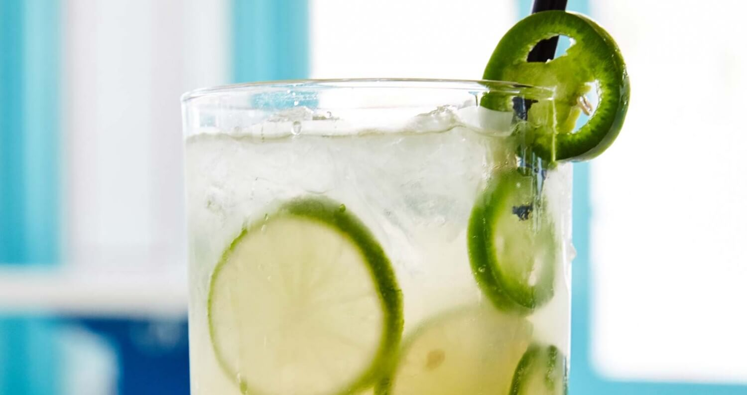 Must Mix: 'The Spiciest Margarita' from Pizza Beach, NYC, cocktail recipes, featured image