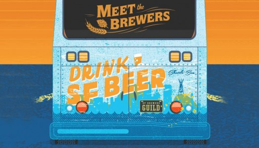 San Francisco Brewers Guild Launches 'Drink SF Beer Shuttle'