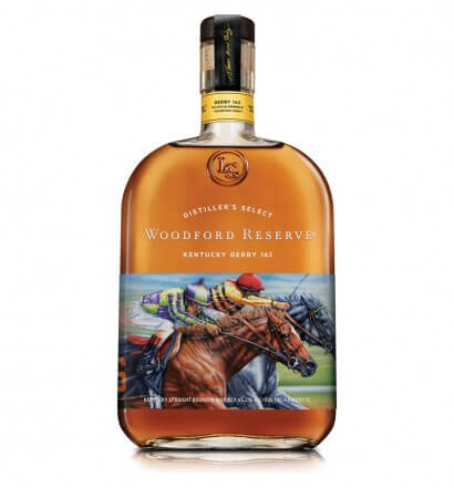 Woodford Reserve Releases 2016 Kentucky Derby Bottle, featured brands, featured image