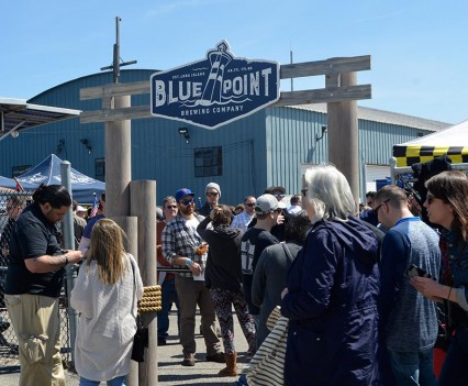 Blue Point Brewing Cask Ales Fest, beer news,