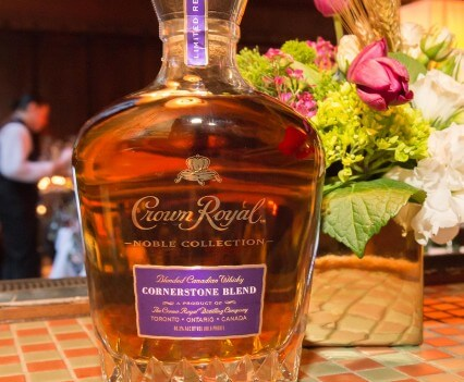 industry news, Cornerstone Blend Bottle and Flowers